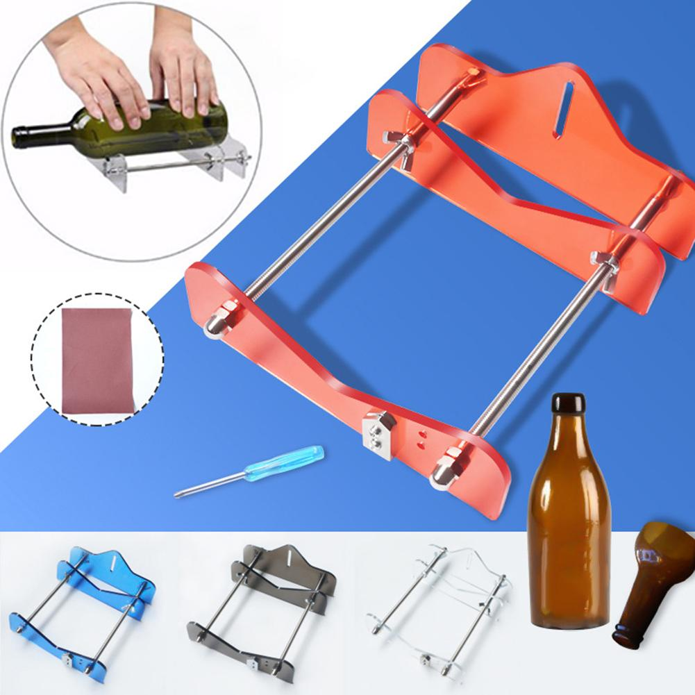 Adjustable Glass Bottle Cutter Glass Wine Bear Bottle Cutter Machine DIY Art Craft Cutting Tools