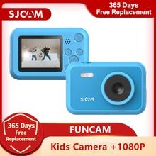 Original SJCAM Kids Funny Camera LCD 2.0 1080P HD Camera USB2.0 Video Recorder Child Camera
