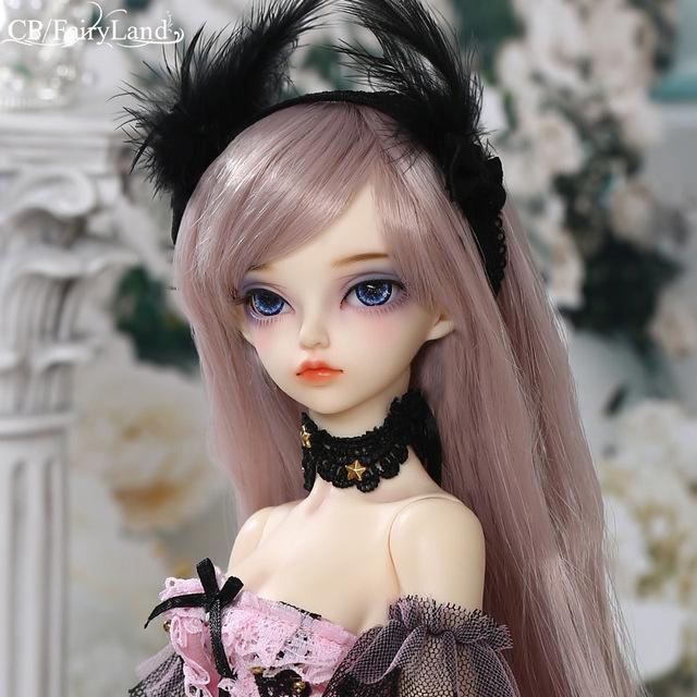 Fairyland Minifee Rheia 1/4 Doll BJD Girl Body Toys for Girls Dolls