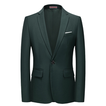 Coat Suit Jackets Blazer Formal-Dress Groomsme Male Classic Clothing Dresses-Sets Weddin