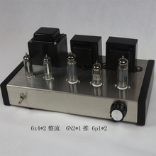 Audio-Amplifier Mounted-Tube Class-A-6z4 Nobsound 6N1 6P1 Special-Offer 5W Ac110v/220v-Optional