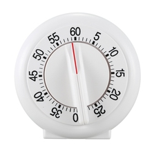 60 минут механический таймер ветра-белый