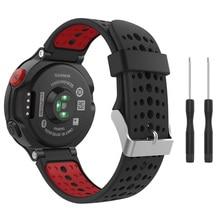 For Garmin Forerunner 230 Band Silicone Strap Bracelet /220/235/620/630/735XT/235Lite Accessory