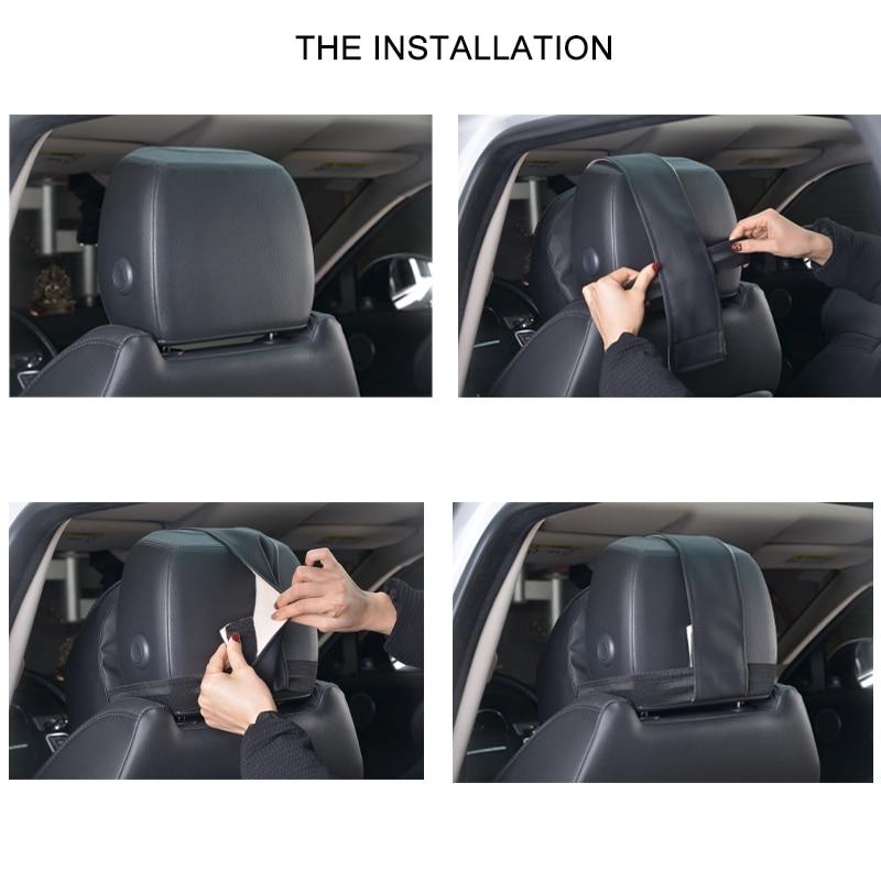 Car Seat Shoulder Cushion