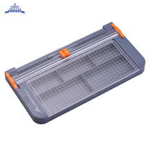 Multi-Functional 12.2 Inch A4 Paper Trimmer Paper Cutter Cutting Length Storage Box for Craft Paper Card Photo Laminated Paper