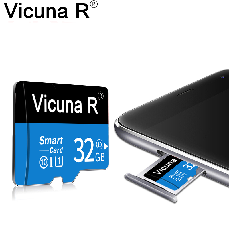High Speed Micro SD Card 256MB 8GB 16GB 32GB 64GB 128GB Memory Card MicroSD C10 TF Card 8 16 32 64 128 GB Mini Flash Card