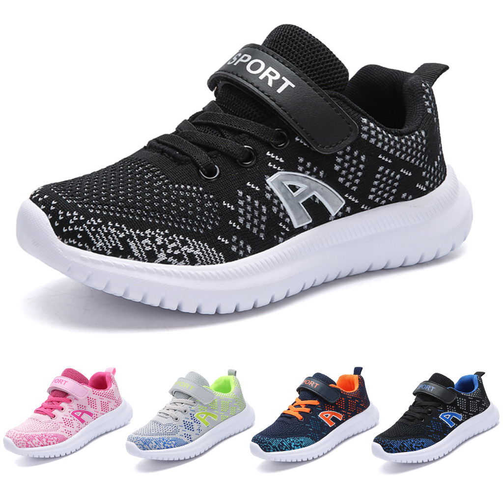 Kids Sport Shoes Toddler Infant Baby Children Mesh Breathable Sneakers Shoes Children Casual Shoes Children's Shoes Hotsale NEW
