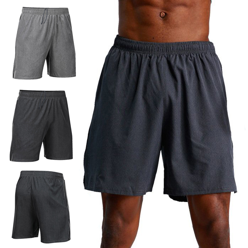 Shorts Basketball Pants Workout Fitness Soft Men for Gym Running-Ya88 Mesh Loose Casual