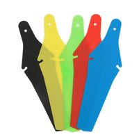 Bike Mudguard Bicycle Fender Cycling Race MTB Road Commuter Saddle Ass Removable Parts Accessories Rear Bicycle Wings 5 Colors