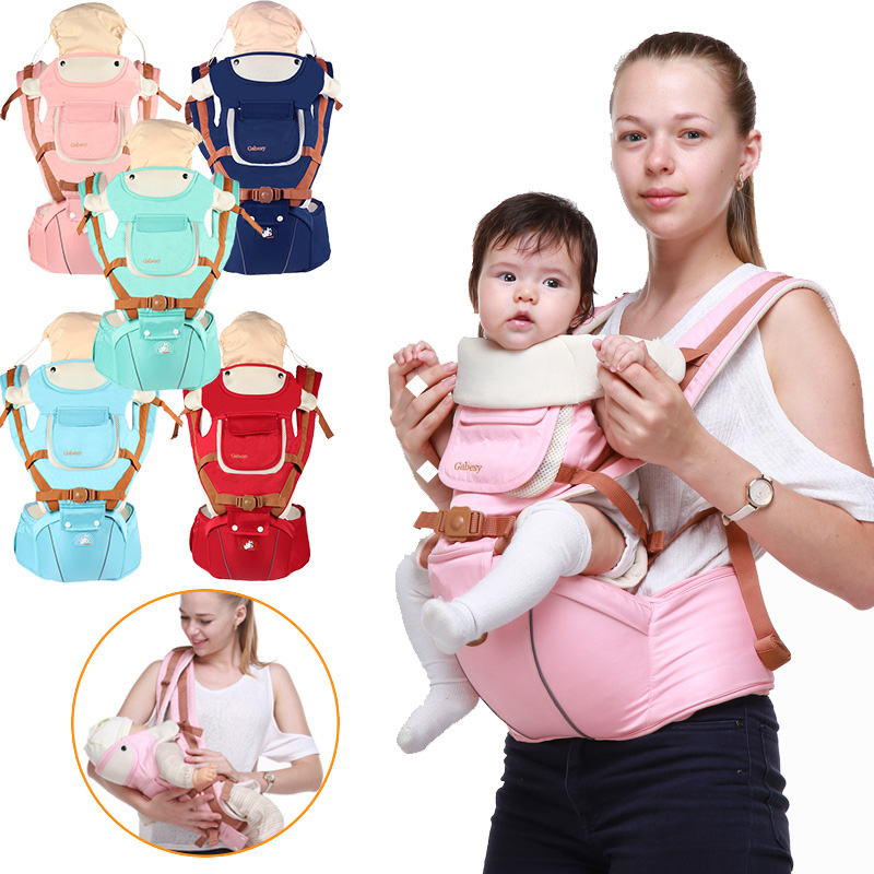 Baby Carrier Breathable Front Baby Kangaroo Bag Facing Baby Carrier Infant Backpack Pouch Wrap Baby Sling For Newborns