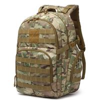 40L Outdoor Sport 3D Military Tactical Climbing Mountaineering Backpack Camping Hiking Trekking Rucksack Travel Outdoor Bag