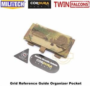 Image 5 - حقيبة TW 500D ديلوسترد كوردورا مولي للشبكة المرجعية منظم للجيب لتنسيق الخريطة حقيبة المشرف القتالية