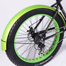 bicycle bike accessories 26 inch 4.0 Fatbike MTB Bikes 2pcs Bicycle Fender Front and Rear Mud Guard bmx road mountain mtb