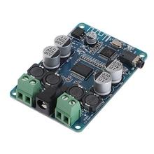 Bluetooth приемник TDA7492P, аудиоплата 2x25 Вт, мини усилитель мощности «сделай сам», двухканальный