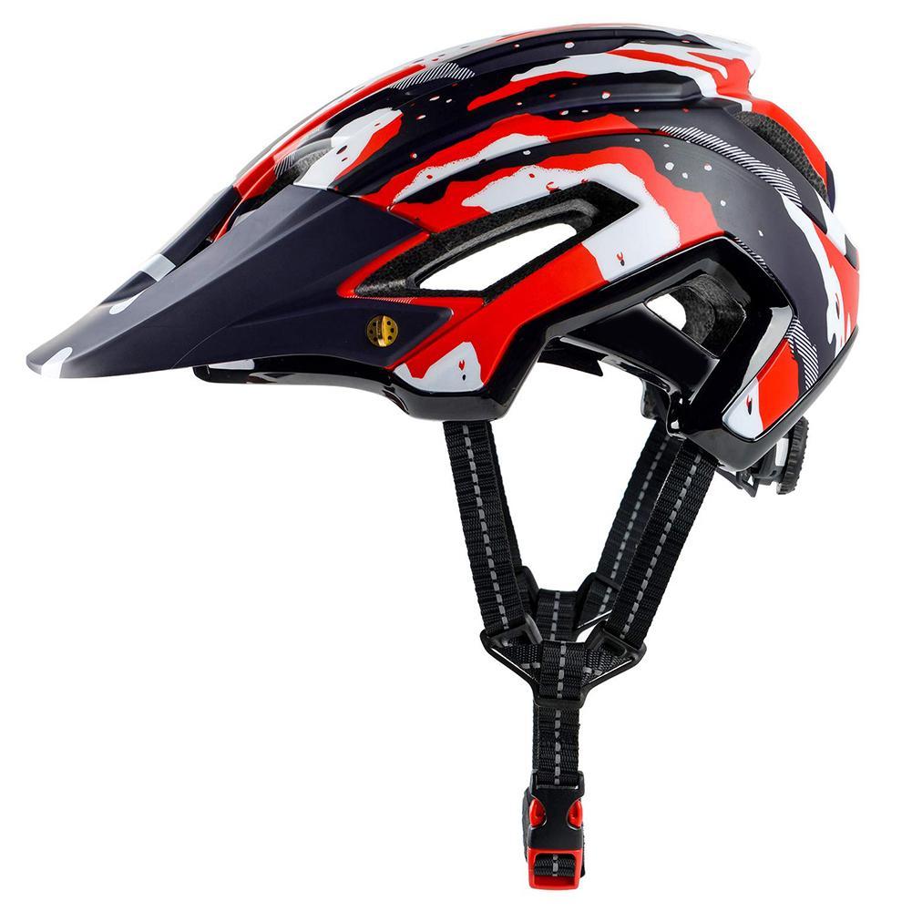 New Hot Men Women Bicycle Safety Helmets Matte Bike Helmet Mountain Road Bike Integrally Molded Cycling Helmets Safety Cap|Bicycle Helmet| |  - title=