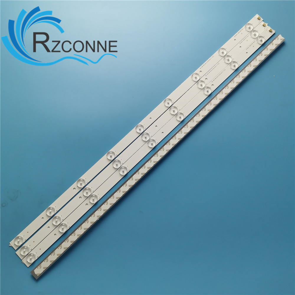630mm*17mm 9leds LED Backlight Lamps LED with inverter for TV Monitor Panel and billboard(China)