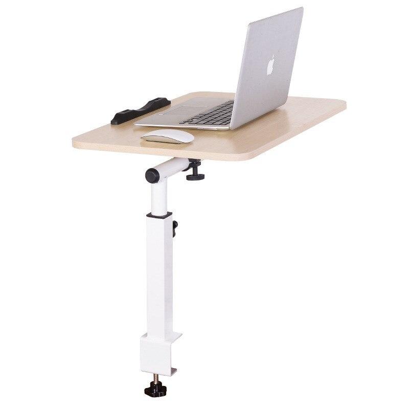 Student Dormitory Artifact Bed With Folding Desk Lazy Laptop Desk Bedside Desk Dormitory Study Small Desk