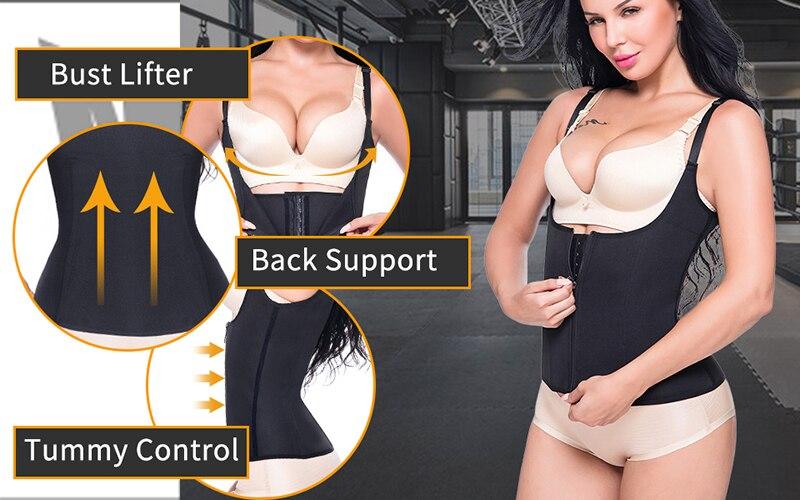 Vest Tummy Control Waist Trainer