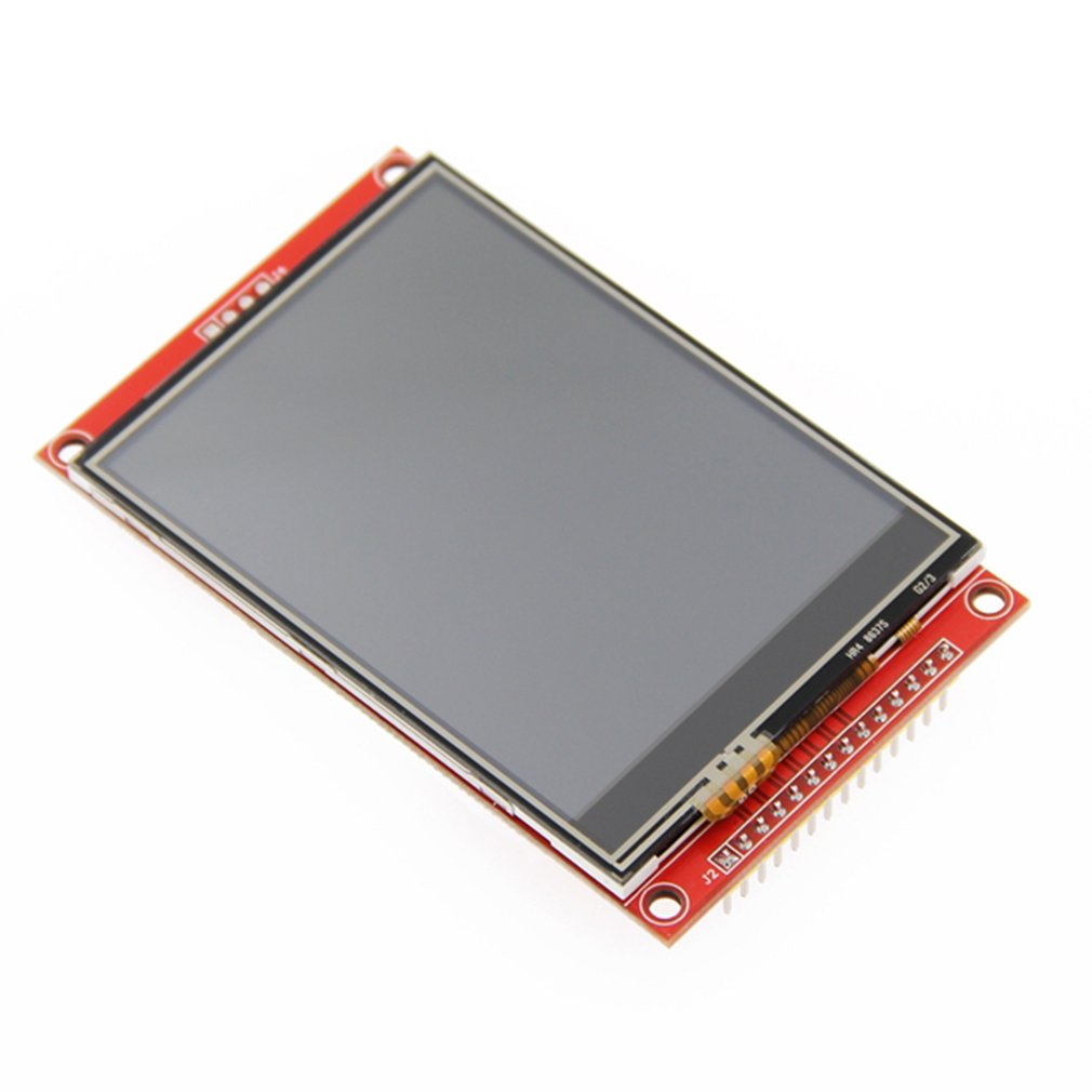 3.2 Inch 320*240 SPI Serial TFT LCD Module Display Screen Optical Touch Panel Driver IC ILI9341 For MCU