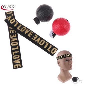boxing reaction training ball speed ball decompression ball for gym boxing improve speed with reaction training Reaction Ball Boxing Reflex Ball Headband Fighting Speed Training Boxing Fitness Equipment Headband Boxing Headband Boxing