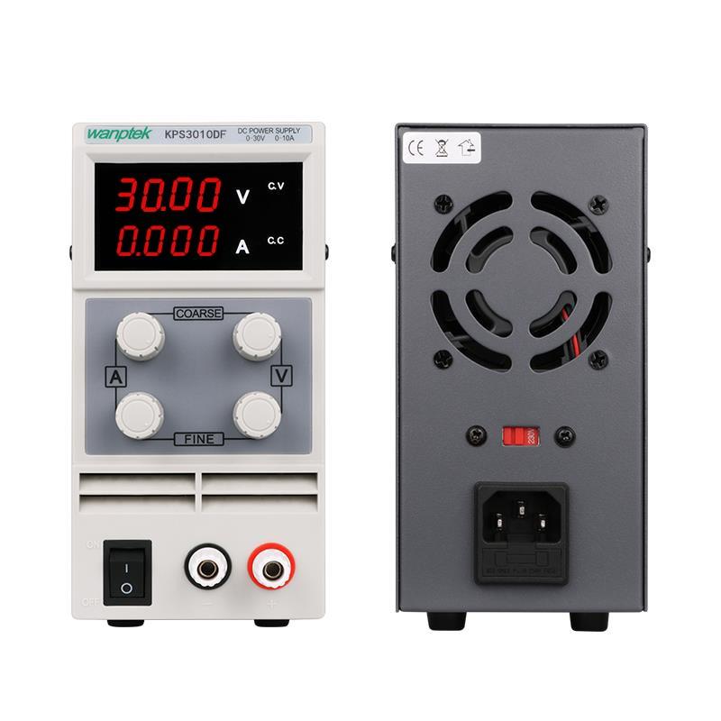 KPS1510DF sortie d'alimentation cc haute précision réglable 0-15V 0-10A AC110/220 V