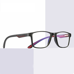 Reven 2388 TR90 Square Glasses Frame Men Women Vintage Prescription Eyeglasses Frame Myopia Optical Spectacles Retro Eyewear