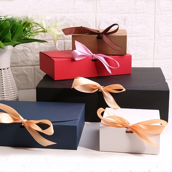 Gift boxes with ribbon,wedding favor boxes,baby shower favor boxes,party gift boxes 20pcs/lot