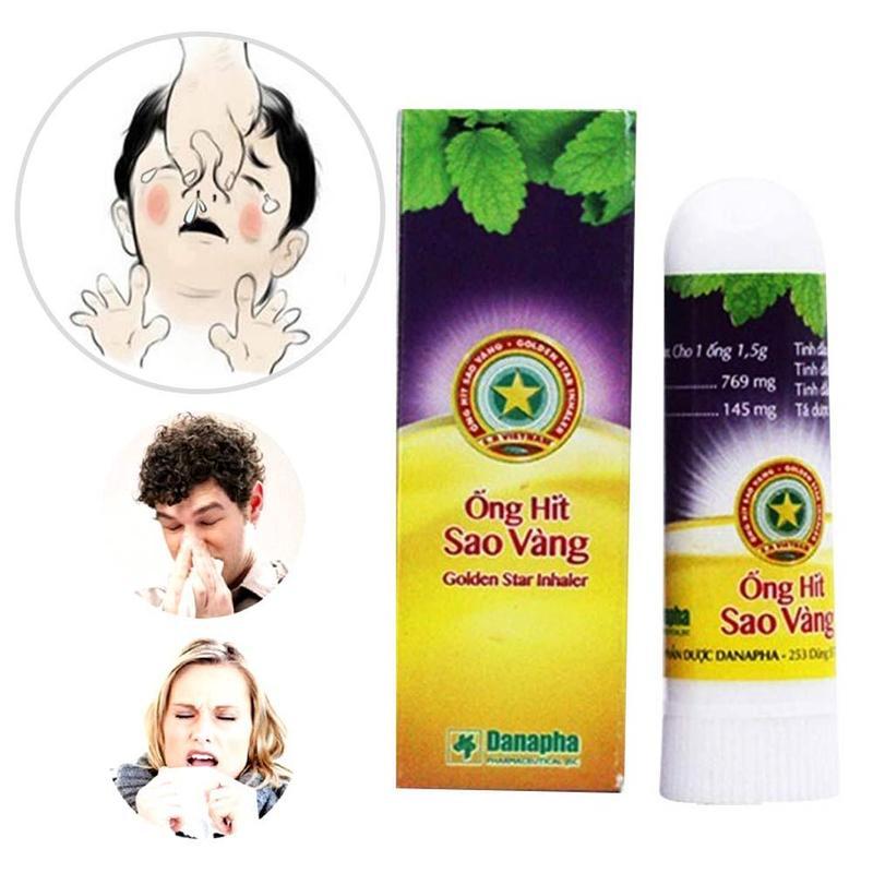 Medical Herb Nasal Spray Rhinitis Treatment Traditional Herb Chronic Rhinitis Sinusitis Repair Spray Inhaler Nose Health Care