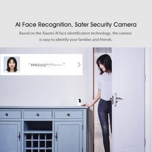 Image 5 - Xiaomi PTZ 2K akıllı kamera 360 derece panoramik 3MP IP kamera ev güvenlik kamera monitör gece görüş Video kamerası akıllı kamera