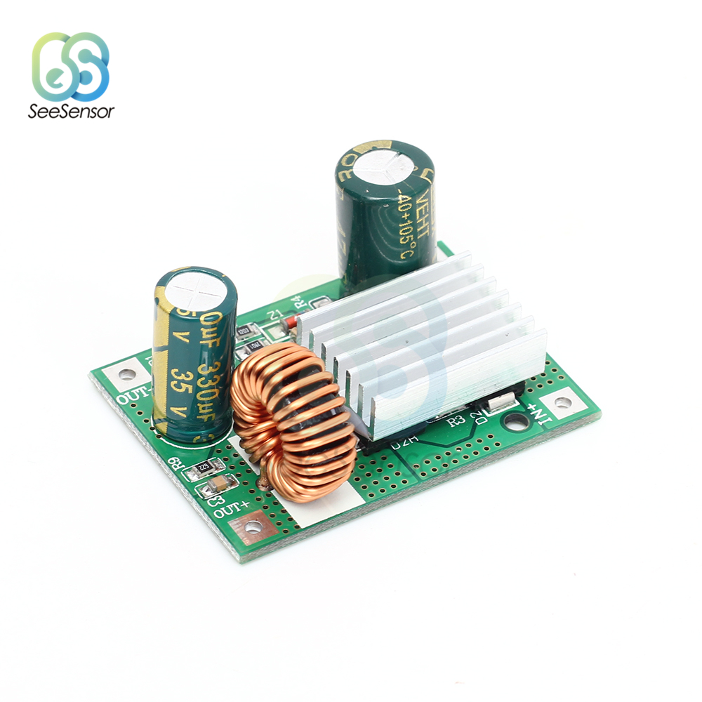DC-DC 16V-90V To 12V 3A Step Down Power Supply Module Buck Converter Non-isolated Stabilizer Voltage Regulator