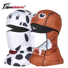 Мужская и женская камуфляжная флисовая Лыжная маска зимняя ветрозащитная велосипедная маска Шарф дышащая Теплая Лыжная маска