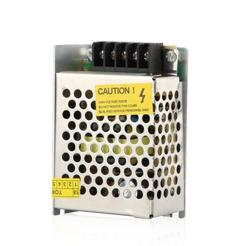 DC12V 24W/2A 60W/5A 180W/15A 250W/20A 360W/30A Switching Power Supply Source Transformer AC DC SMPS image