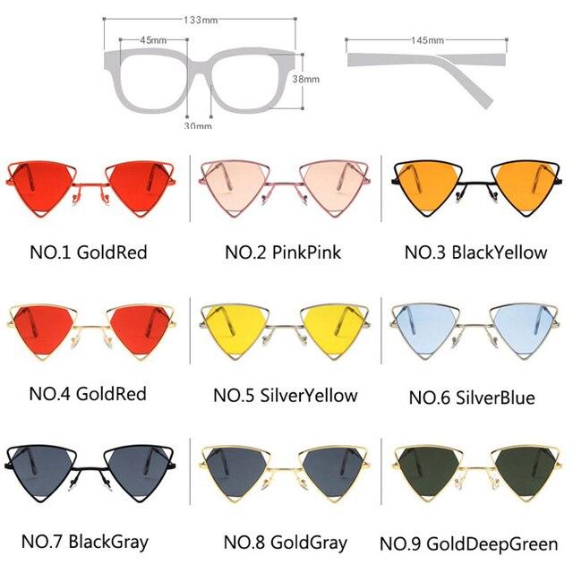 Фото солнечные очки rbrovo в треугольной оправе для мужчин и женщин цена