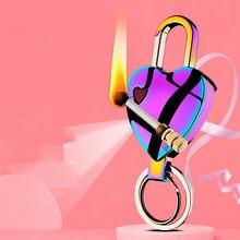 Новинка стартер free fire водонепроницаемый брелок в форме сердца