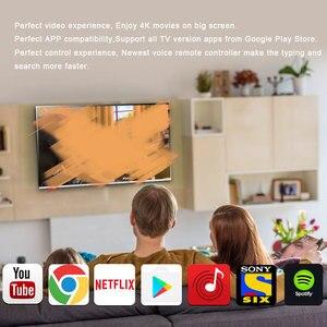Image 4 - Google TV Box A95X Pro 2G 16G Smart Android 7,1 TV Box Voice Control Amlogic S905W WiFi LAN media Player PK X96mini X96 Mini