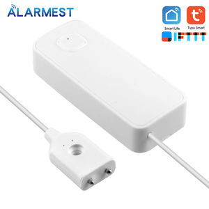 Image 2 - Alarmest Tuya WIFI Water Leak Sensor Protection Alarm Detector control  Tuya Smart Life App Power by Tuya