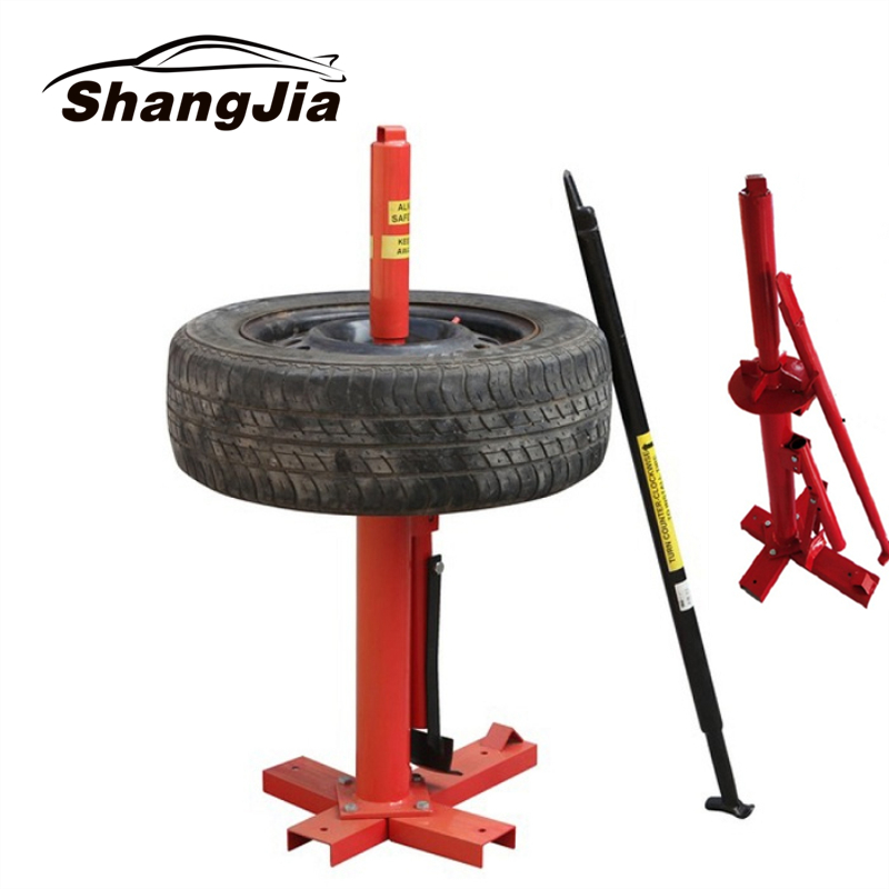 Car Vacuum Tire Changer Simple Tire Changing Machine Tires Dismantling Machine Remove Install Auto Maintenance Tools Repair Tool
