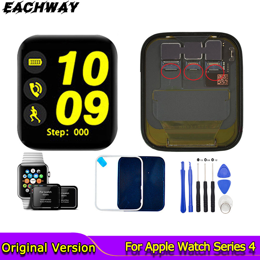 Apple Watch 4 LCD Display Touch Screen Assembly