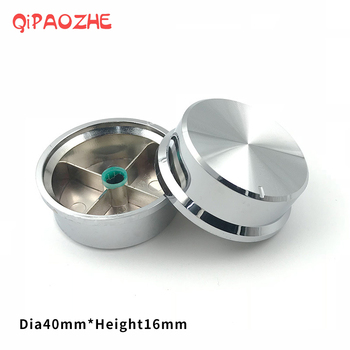 Plastic Volume Control Knob / Potentiometer Knob Cap for Encoder Potentiometer 6mm Round bi 6187 181a r1k tapped conductive plastic potentiometer 4p