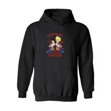 Dragon Ball Black/Gray New Hoodies Brand Designer Sweatshirt Men To Super Saiyan And Sweatshirts
