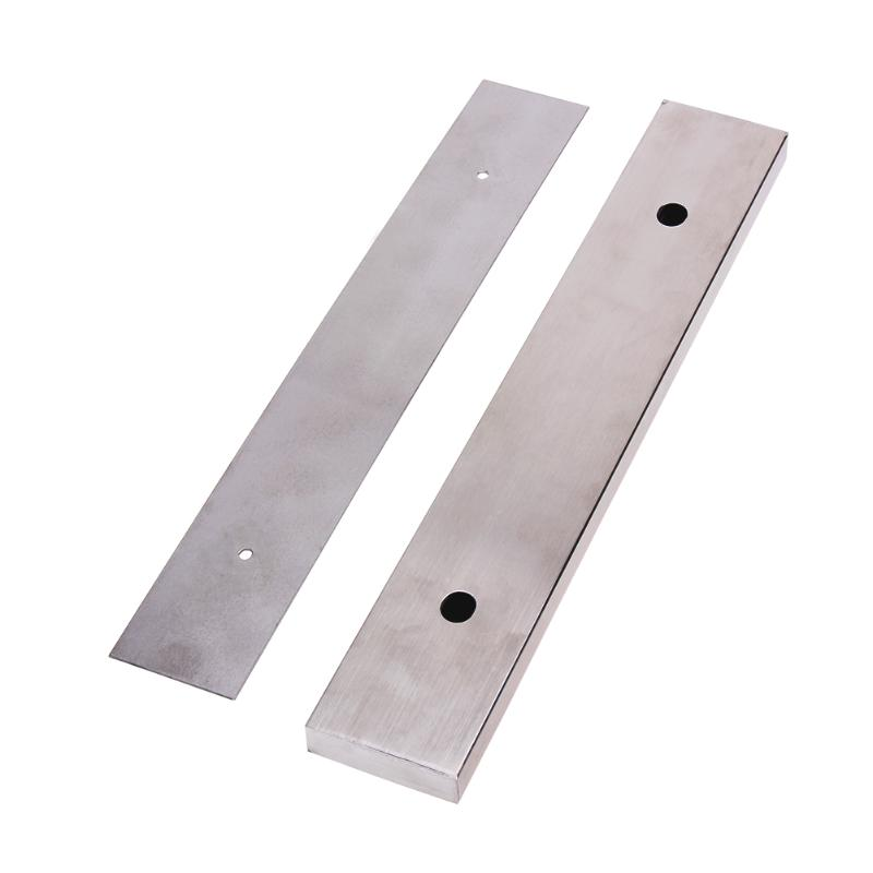 Magnetic Kitchen Knife Rack Stainless Steel Scissors Tools Holder Bar