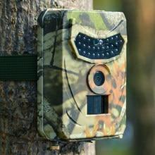 Camouflage Wildlife Kamera Infrarot Sensor 12MP 1080P HD Outdoor Kamera IP56 Wasserdichte Nachtsicht Sicherheit Überwachung Werkzeug