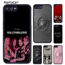 MaiYaCa Kill This Love BLACKPINK Phone Case Cover For iPhone 5 6 7 8 plus 11 Pro X XR XS Max Samsung Galaxy S6 S7 S8 S9 S10 plus(China)