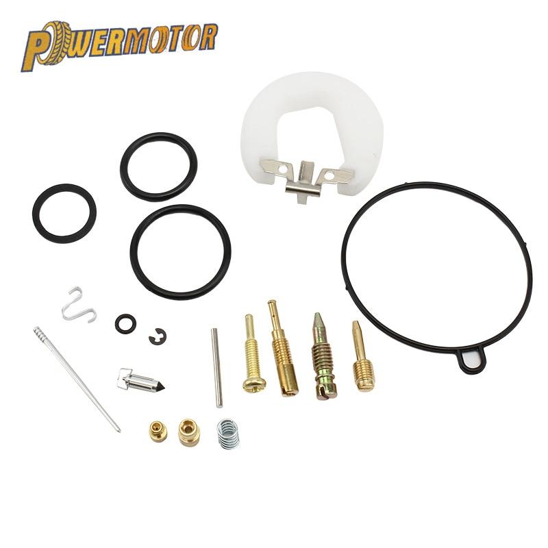 Карбюратор для мотоцикла PZ19 19 мм, Ремонтный комплект для карбюратора, запчасти для внедорожника, велосипеда, квадроцикла, карт, багги, мотоц...