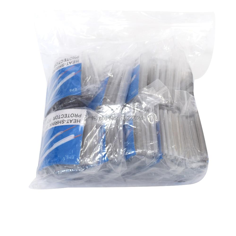 Free Shipping 1000pcs/lot 40mm Fiber Optic Fusion Protection Splice Sleeves 40mm  Heat Shrink Tube Fiber Optic Hot Melt Tube