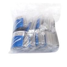 O Envio gratuito de 1000 pçs/lote 40mm 45m 60mm De Fibra Óptica Fusão Proteção Splice Mangas Calor Psiquiatra Tubo De Fibra Óptica Tubo Hot Melt