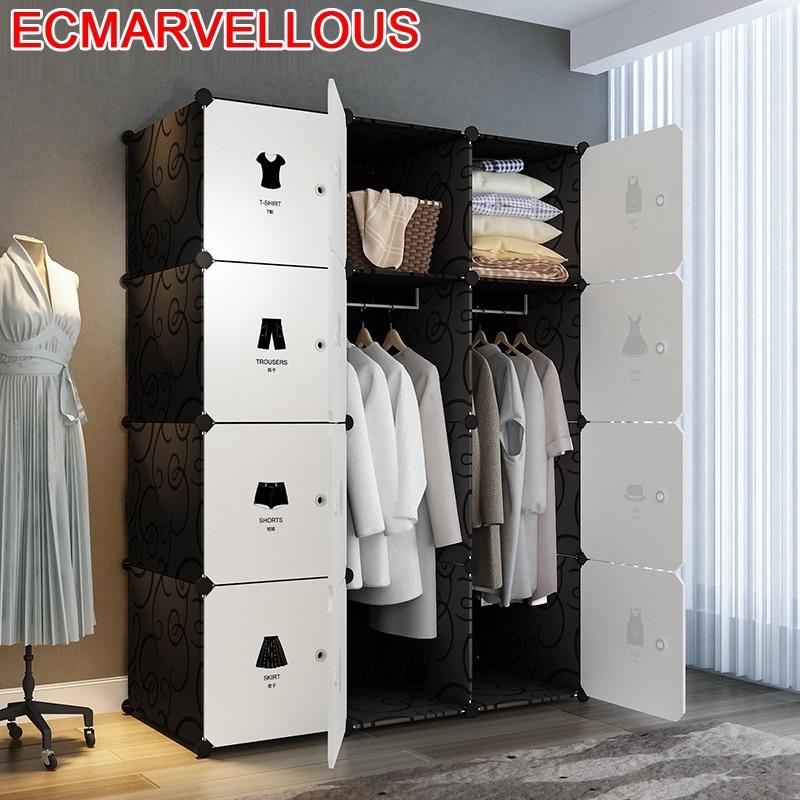 For Meble Dresser Garderobe Armario De Armazenamento Penderie Bedroom Furniture Guarda Roupa font b Closet b