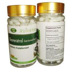 цена на 3Bottles/ 270pcs, Pure Resveratrol 98% Caps Max Strength Antioxidant, Natural Weight Loss, for Anti-Aging