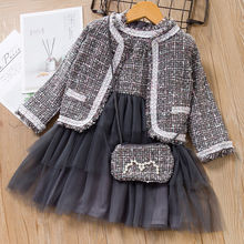 3 szt Sukienki dla dziewczynek sukienki dla dziewczynek sukienki dla dziewczynek na co dzień dla dzieci strój bożonarodzeniowy dla dziewczynek kostium dla dzieci odzież koronkowa tanie tanio linkcard Koronki CN (pochodzenie) Połowy łydki O-neck Dziewczyny REGULAR Pełna Pasuje prawda na wymiar weź swój normalny rozmiar