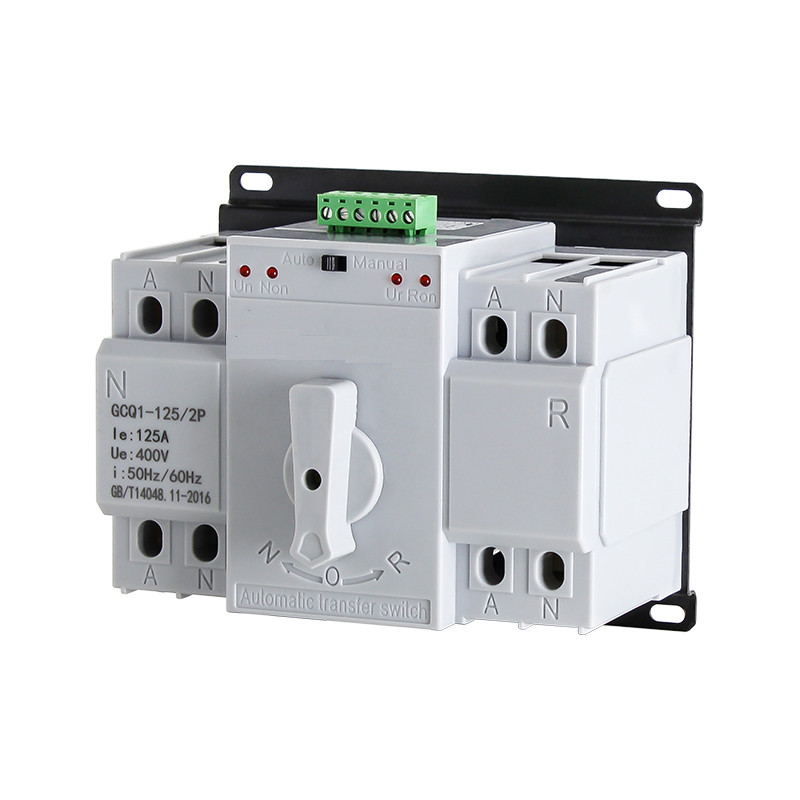 H5f9a8d035dad43fb85b4313d8c1807418 - ats 2P Dual power automatic transfer switch Circuit Breaker MCB 2P/220V AC 16A 20A 25A 32A 40A 50A 60A 63A 80A 100A 125A